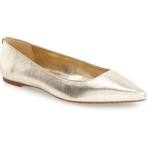 NWOB Michael Kors Pointed Flats